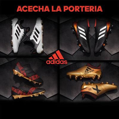 Botas y zapatillas fútbol adidas Skystalker
