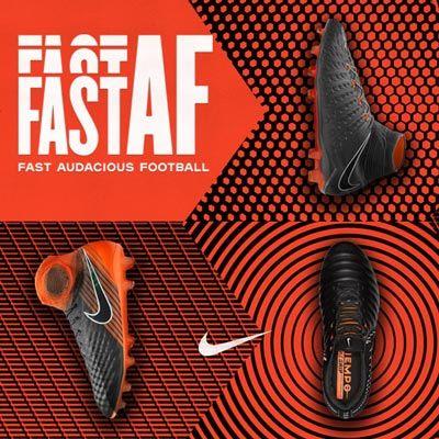 Botas y zapatillas Nike Fast AF niño