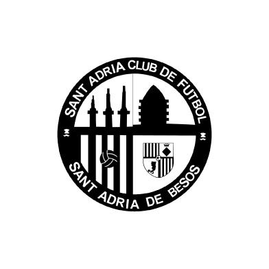 Escudo del equipo Sant Adrià C.F.