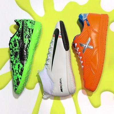 f84a8093e Zapatillas de fútbol sala infantil
