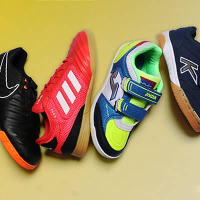 Zapatillas de fútbol sala infantil