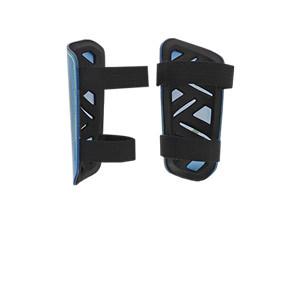 Puma Ultra Light Strap - Espinilleras de fútbol Puma con cintas de velcro - azules - trasera