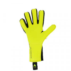 HO Soccer Phenomenon Magnetic 2 - Guantes de portero profesionales HO Soccer corte Negative - amarillos, negros