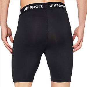 Malla corta portero Uhlsport Distinction Pro - Malla corta de portero Uhlsport - negra - trasera