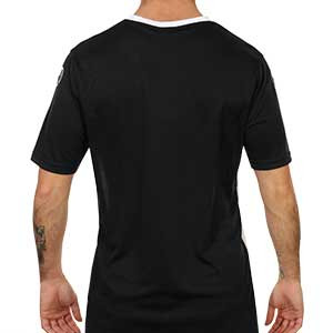 Camiseta portero Uhlsport Goal - Camiseta de manga corta de portero Uhlsport - negra - trasera