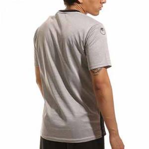 Camiseta portero Uhlsport Goal - Camiseta de manga corta de portero Uhlsport - gris - trasera