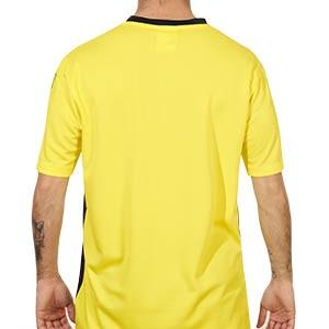 Camiseta de portero Uhlsport Goal - Camiseta de manga corta de portero Uhlsport - amarilla - trasera