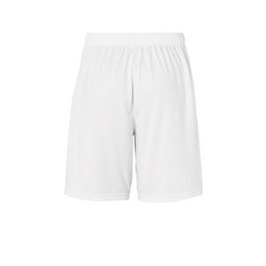 Short Uhlsport niño Center Basic sin slip - Pantalón corto de fútbol infantil Uhlsport sin slip interior - blanco
