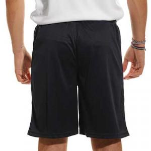 Short Uhlsport Center Basic sin slip - Pantalón corto de fútbol Uhlsport sin slip interior - azul marino