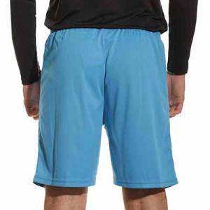 Short portero Uhlsport Center Basic - Pantalón corto de portero Uhlsport - azul celeste - trasera