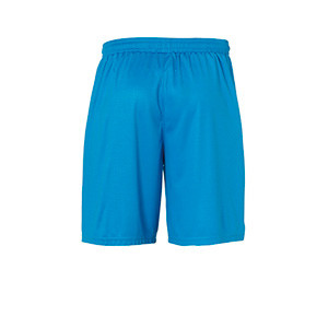 Short portero Uhlsport niño Center Basic - Pantalón corto de portero infantil Uhlsport - azul celeste - trasera
