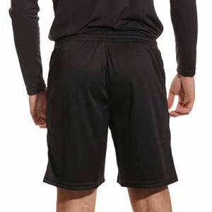 Short portero Uhlsport Center Basic - Pantalón corto de portero Uhlsport - negro - trasera