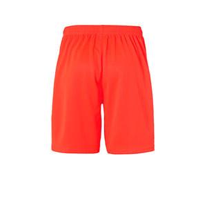Short portero Uhlsport niño Center Basic - Pantalón corto de portero infantil Uhlsport - rojo - trasera