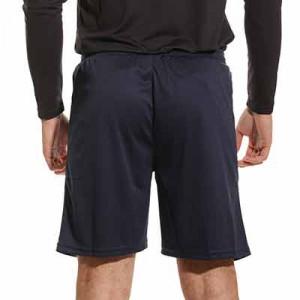 Short portero Uhlsport Center Basic - Pantalón corto de portero Uhlsport - azul marino - trasera