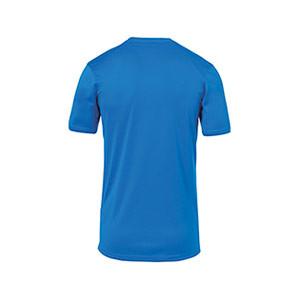 Camiseta portero Uhlsport mujer Stream 22 - Camiseta de manga corta de portero para mujer Uhlsport - azul celeste