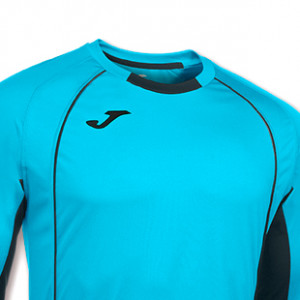 Camiseta Joma manga larga azul - Camiseta portero Joma manga larga - azul - detalle cuello