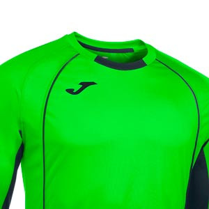 Camiseta portero Joma Protec - Camiseta infantil acolchada manga larga portero Joma - verde