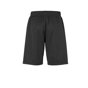 Short portero Uhlsport niño GK Basic - Pantalón corto infantil de portero Uhlsport - negro - trasera