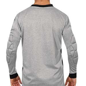 Camiseta portero Uhlsport Goal - Camiseta portero manga larga Uhlsport - Gris - trasera