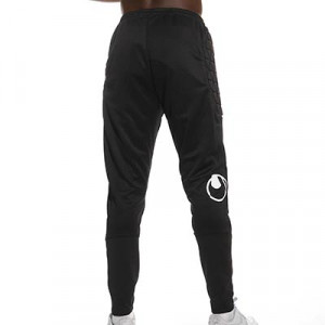 Pantalones portero Uhlsport Essential - Pantalón largo de portero acolchado Uhlsport - Negro - detalle