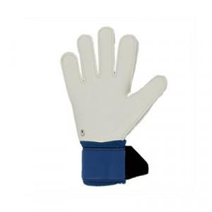 Uhlsport Hyperact SuperSoft - Guantes de portero Uhlsport corte clásico - azules marino