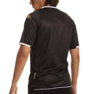 Camiseta Kappa Angers 2021 2022 Kombat - Camiseta primera equipación Kappa Angers 2021 2022 - negra, blanca