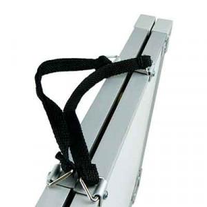 Pizarra táctica magnética plegable Zastor 45x60 cm - Pizarra táctica magnética plegable para fútbol sala Zastor (45 x 60 cm) - blanca - detalle