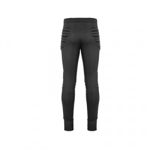 Pantalón Reusch Starter 2 - Pantalón largo acolchado de portero Reusch Starter - negro - trasera