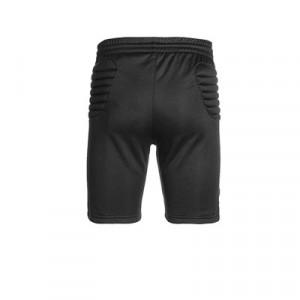 Pantalón portero Reusch Starter 2 Junior - Pantalón corto infantil acolchado de portero Reusch - negro - trasera