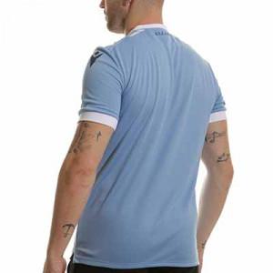 Camiseta Macron SS Lazio 2021 2022 - Camiseta primera equipación Macron SS Lazio 2021 2022 - azul celeste