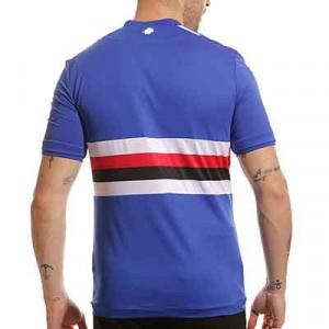Camiseta Macron Sampdoria 2021 2022 - Camiseta primera equipación Macron Sampdoria 2021 2022 - azul