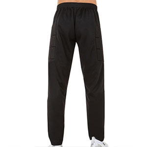 Pantalón portero Joma Protec  - Pantalón portero acolchado Joma - negro - trasera