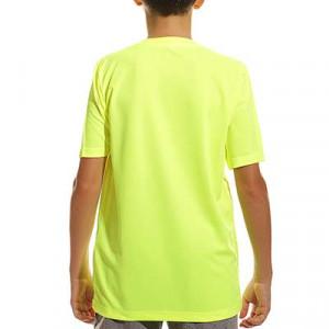 Camiseta Nike Park 6 niño - Camiseta infantil Nike - verde