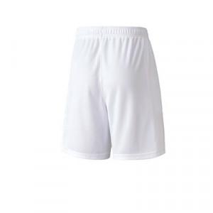 Short Puma Italia niño 2020 2021 - Pantalón corto infantil de la primera equipación de Italia 2020 2021 - blanco - trasera
