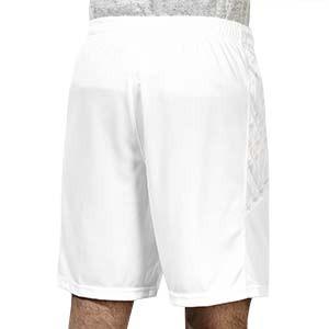 Short Puma O Marsella 2020 2021 - Pantalón corto primera equipación Olympique de Marsella 2020 2021 - blanco - trasera