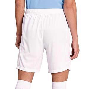 Short Puma Manchester City 2020 2021 - Pantalón corto primera equipación Manchester City 2020 2021 - blanco