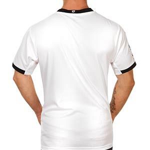 Camiseta Puma Valencia 2020 2021 - Camiseta primera equipación Puma Valencia CF 2020 2021 - blanca - trasera