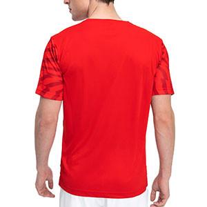 Camiseta Puma Egipto 2020 2021 - Camiseta Puma primera equipación Egipto 2020 2021 - roja - trasera