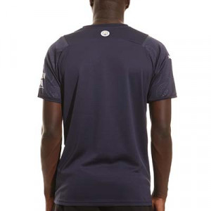 Camiseta Puma 3a Manchester City 2021 2022 - Camiseta de la tercera equipación Puma del Manchester City 2021 2022 - azul marino