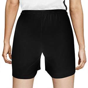 Short Nike Park mujer - Pantalón corto de mujer Nike Park - negro - trasera