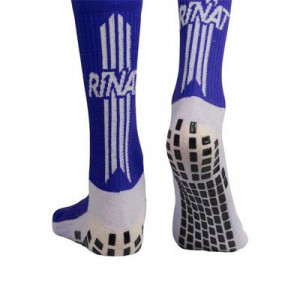 Calcetines antideslizantes Rinat non-slip - Calcetines de media caña Rinat con sistema antideslizante - azules - detalle