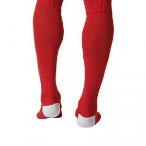 Medias adidas Milano - Medias de fútbol adidas - rojas - trasera