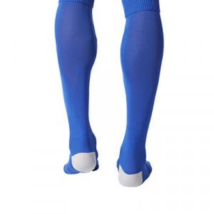 Medias adidas Milano - Medias de fútbol adidas - azules - trasera