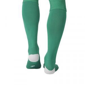 Medias adidas Milano - Medias de fútbol adidas - verdes - trasera