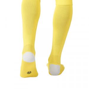 Medias adidas Milano - Medias de fútbol adidas - amarillas - trasera