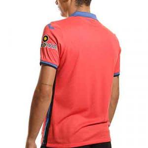 Camiseta Joma 2a Atalanta 2021 2022 - Camiseta segunda equipación Joma del Atalanta Bergamasca Calcio 2021 2022 - naranja coral