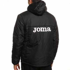 Abrigo Joma Atalanta entrenamiento - Chaqueta de invierno Joma del Atalanta Bergamasca Calcio de entrenamiento - negra