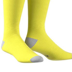Medias árbitro adidas Referee 16 - Medias para árbitro adidas - amarillas - frontal