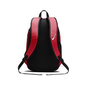 Mochila Nike Sevilla - Mochila Nike Sevilla 2018 - 2019 - roja - trasera