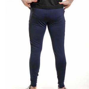 Pantalón Nike Inglaterra entreno 2021 Strike - Pantalón largo entreno Nike selección inglesa 2021 - azul marino - trasera
